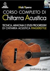 Lezioni di chitarra acustica Roma