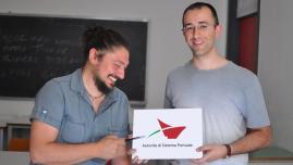 Cristian Giordano e Davide Musizzano