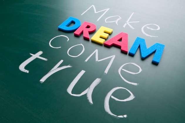 Come realizzare i proprio sogni: il metodo segreto in 5 passi