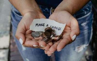Come smettere di essere in bancarotta e manifestare denaro