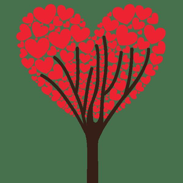 albero attrai amore
