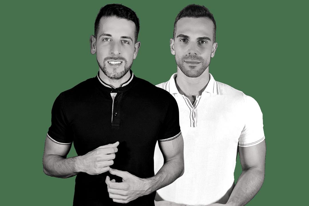 Alessandro Pancia e Alessandro Da Col