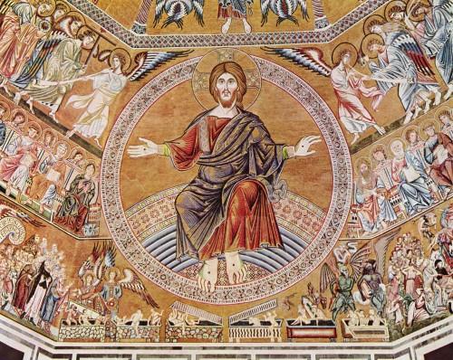 Cristo Battistero Firenze