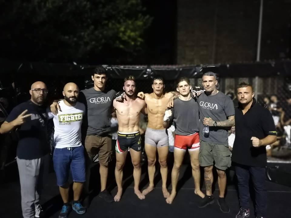 Colucci vs Patrizi - Team Gloria - Alessio Di Chirico