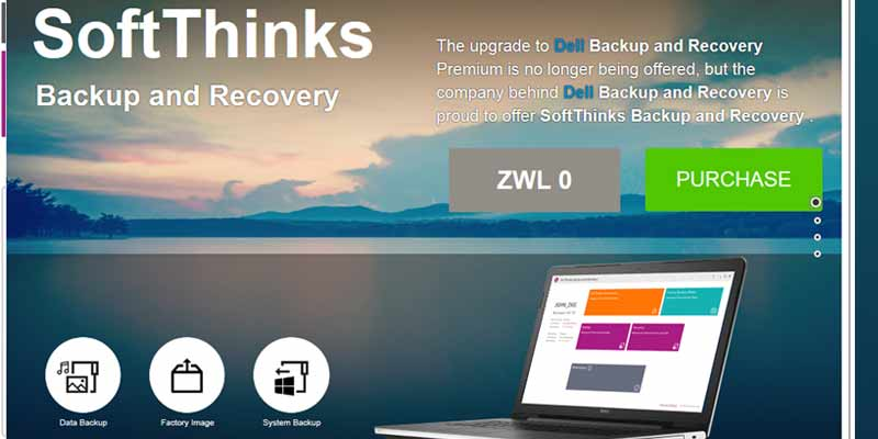 SoftThink Backup and Recovery