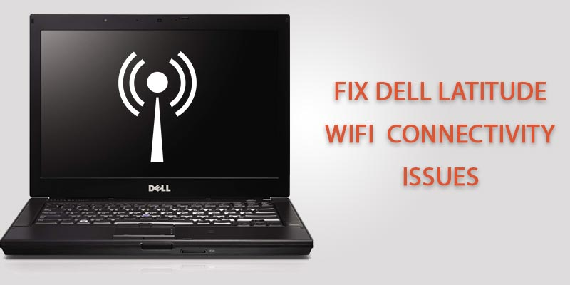 laptop cant find wifi dell
