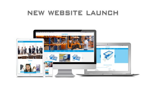 New Website Launched!