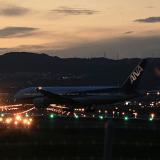 【Photo Albun】飛行機 in 千里川土手@大阪国際空港 | Acca's Website