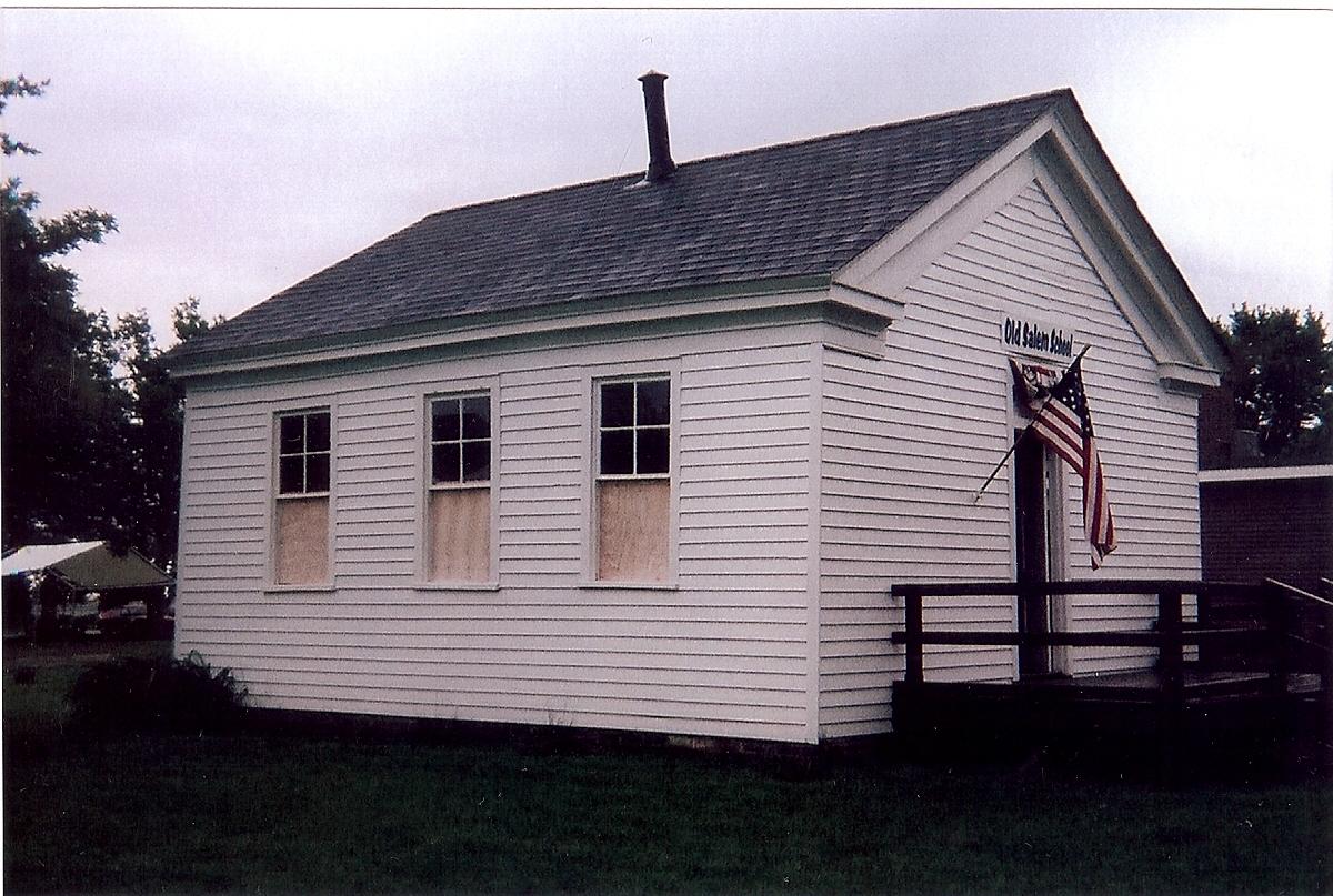 old church-Salem