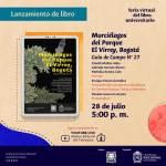 Lanzamiento del Libro Murciélagos del parque El Virrey, Bogotá