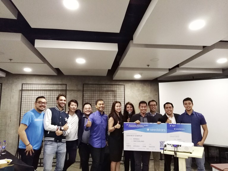 OneWatt - Winner of Seedstars Manila 2018