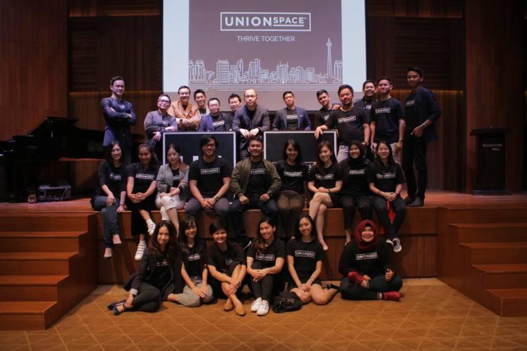 UnionSPACE Grand Launch