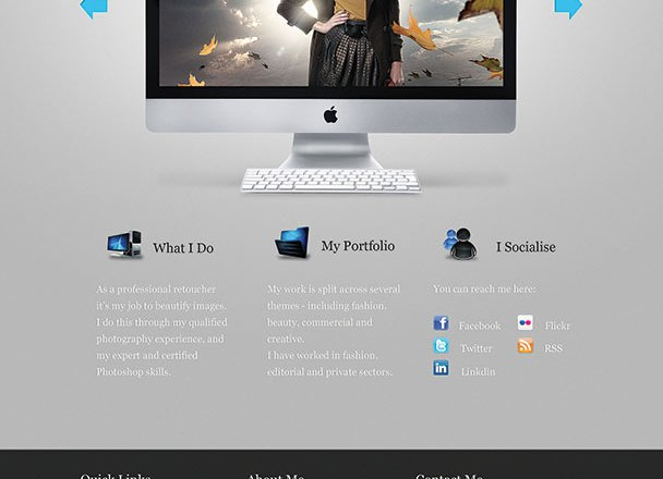 Multi Page Wordpress Websites