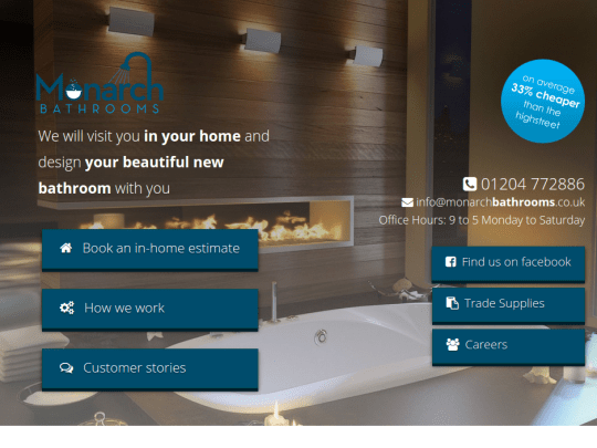 monarch-bathrooms-web-design-by-acceler8-media