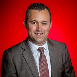 Jake Palmer Promoted to Associate Vice President 1