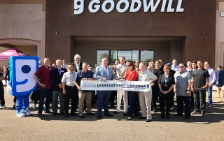 Goodwill of Central & Northern Arizona Holds Ribbon Cutting in Chandler, AZ 2