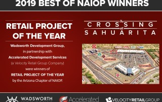 Wadsworth Development Group and Accelerated Development Services Winners of NAIOP's Retail Project of the Year 1