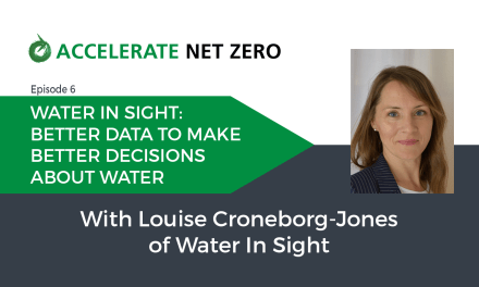 Water In Sight: Better Data to Make Better Decisions About Water