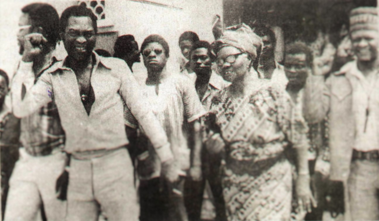 Image result for funmilayo ransome kuti biography