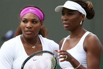 serena and venus williams olympics 2016