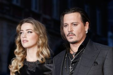 amber heard johnny depp settle divorce