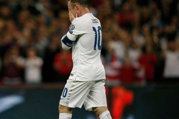Southgate snubs rooney