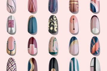 "Holiday Nail Art That Doesn't Scream ""What Were You Thinking!?"""