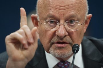 U.S Director Of National Intelligence Tenders Resignation Letter