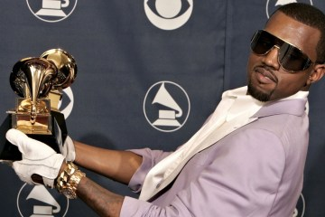 Kanye West Can't Catch A Grammy Break