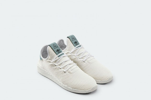 ac0325a1970 Pharrell Williams & Adidas Release Tennis Hu Icons Collection - AccelerateTv