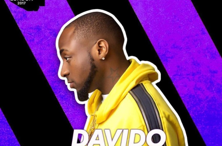 Davido wins best worldwide act