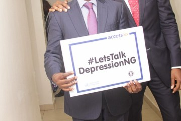 #letstalkdepression access bank