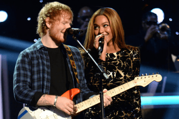 Ed sheeran and beyonce