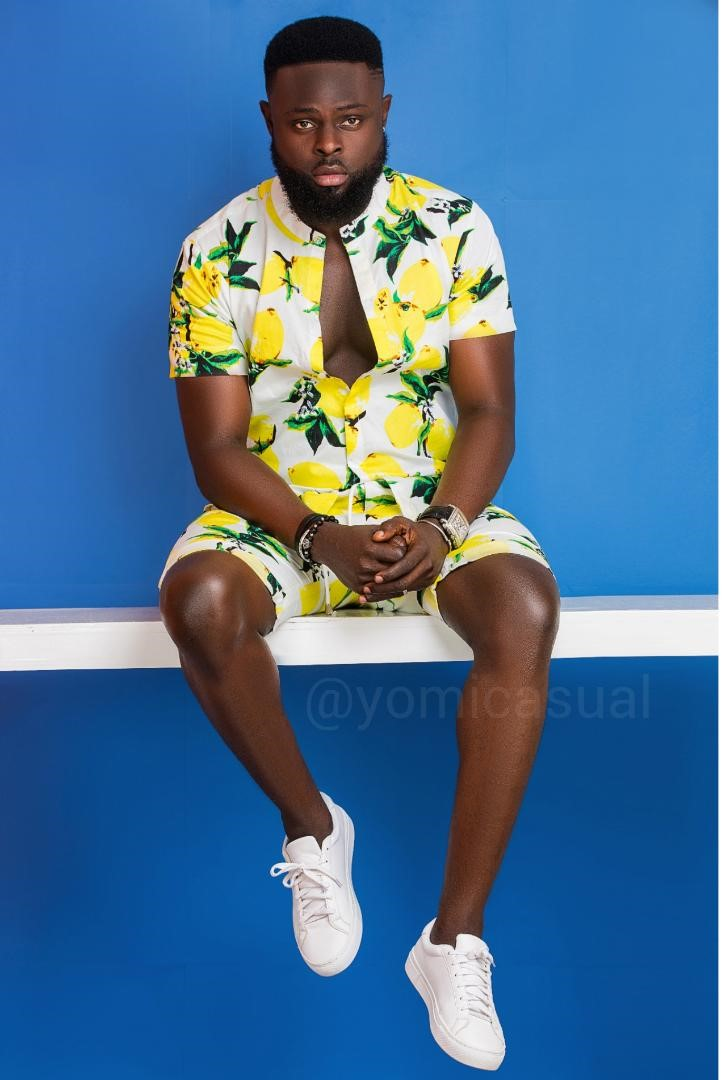 Yomi Casual Launches Beach Summer Wear To Celebrate His Birthday
