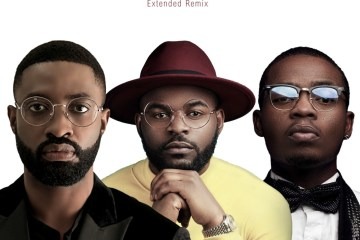 ric hassani, olamide and falz