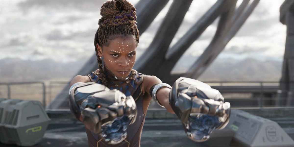 shuri in black panther