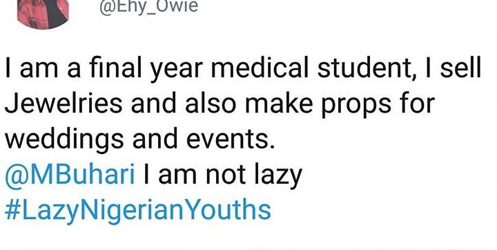 lazy youths