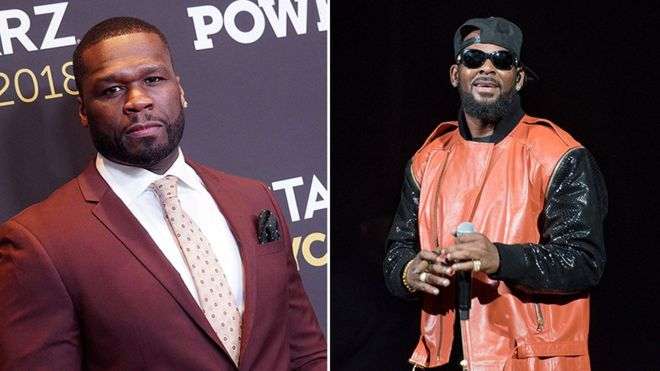 r kelly and 50 cent