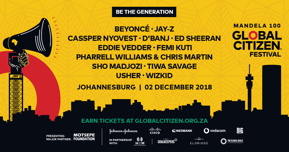 mandela global citizen