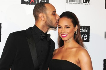 alicia keys and swizz beatz