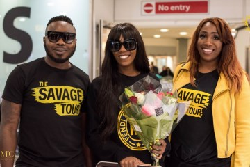 tiwa savage tour