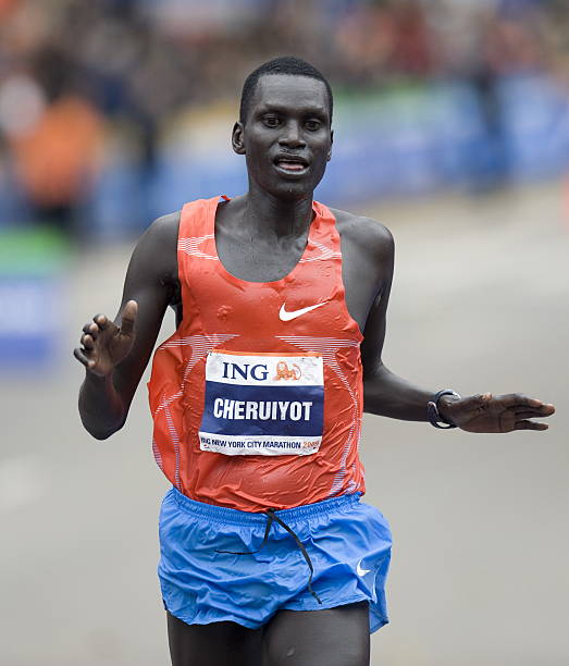 Robert Kipkoech Cheruiyot