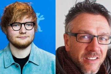 ed sheeran and stuart galbraith