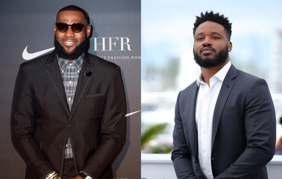 lebron james and ryan coogler