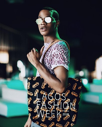 lagos fashion week 2018