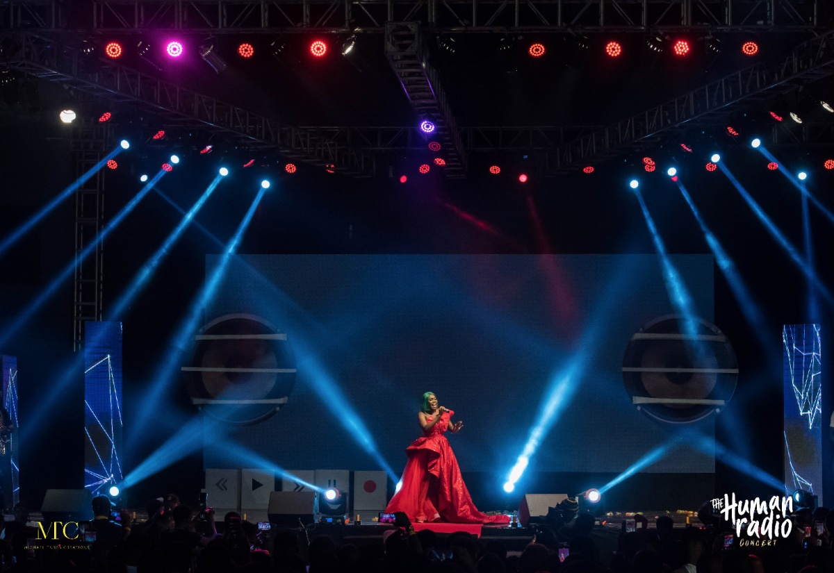 Image result for Niniola (the human radio) 2019