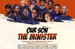 our son the minister