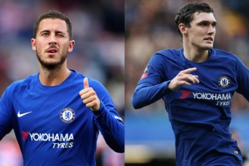 hazard and christensen