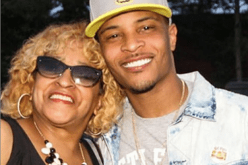 ti and precious harris