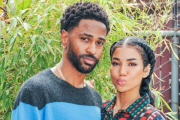big-sean and jhene aiko